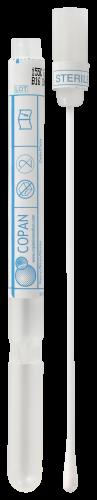 Dry Swabs 155C Regular Rayon Swab w/ Plastic Applicator