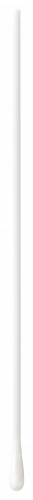 Dry Swabs 167KS01 Regular Rayon Swab w/ Plastic Applicator