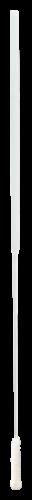 FLOQSwabs® 534CS01 Flexible Minitip Flocked Swab with No Breakpoint