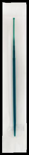 Plastic Inoculating Loops, Needles & Spreaders CD175S01 1 µL Rigid Dark Green Plastic Inoculation Loop