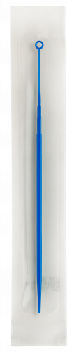 Plastic Inoculating Loops, Needles & Spreaders CD177S01 10 µL Rigid Dark Blue Plastic Inoculation Loop