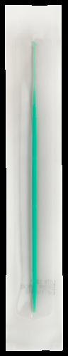 Plastic Inoculating Loops, Needles & Spreaders CD178S01 1 µL Flexible Light Green Plastic Inoculation Loop