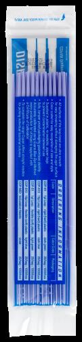 Plastic Inoculating Loops, Needles & Spreaders COP-NED 1.45 mm ø - 20 cm Length Violet Plastic Inoculation Needle - 25 per Bag