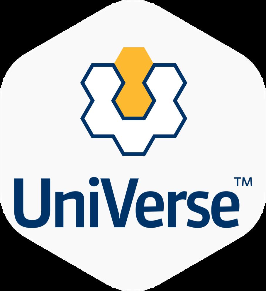 Universe logo tm 2